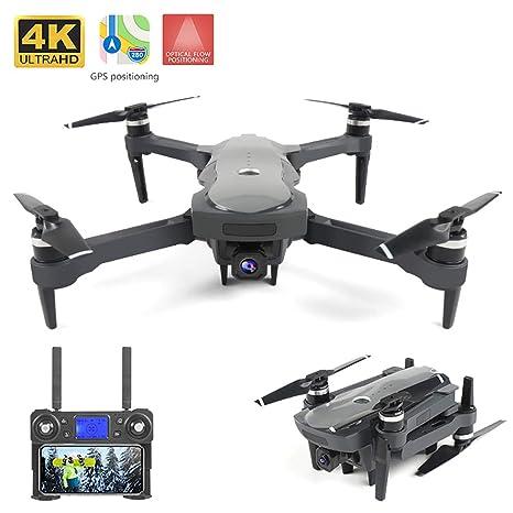 Drones con Camara 4K con Larga Duracion De Batería, Drone FPV HD ...