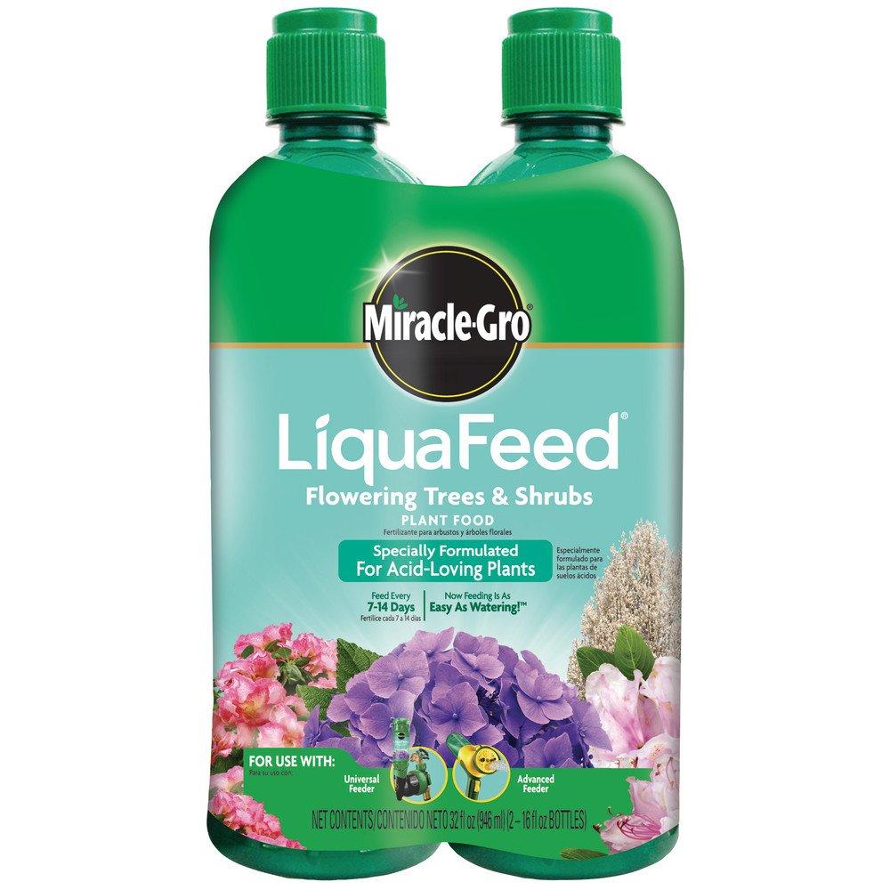 Miracle-Gro 112100 Liquafeed Tree & Shrub Food Refills (6 Pack)