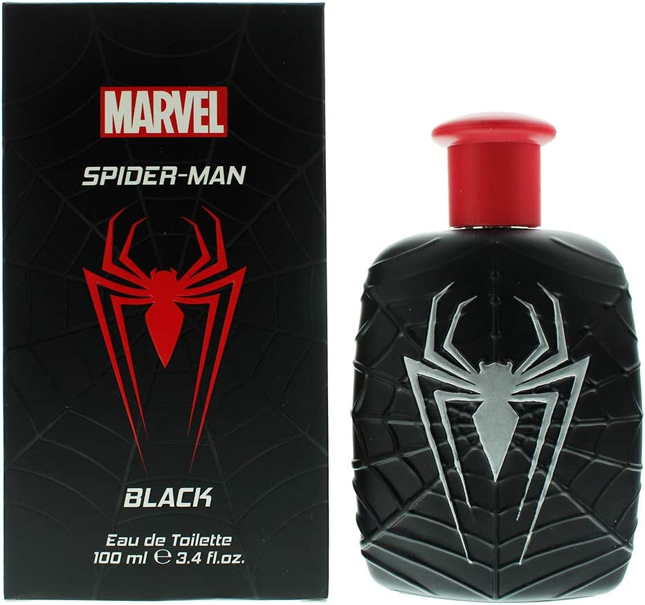 Marvel Spiderman Black Eau de Toilette