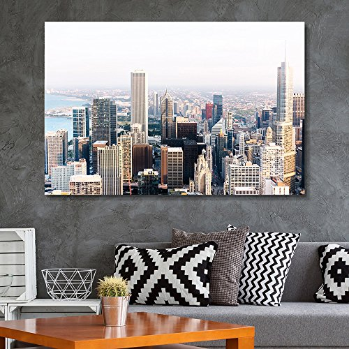 Cityscape with Buildings