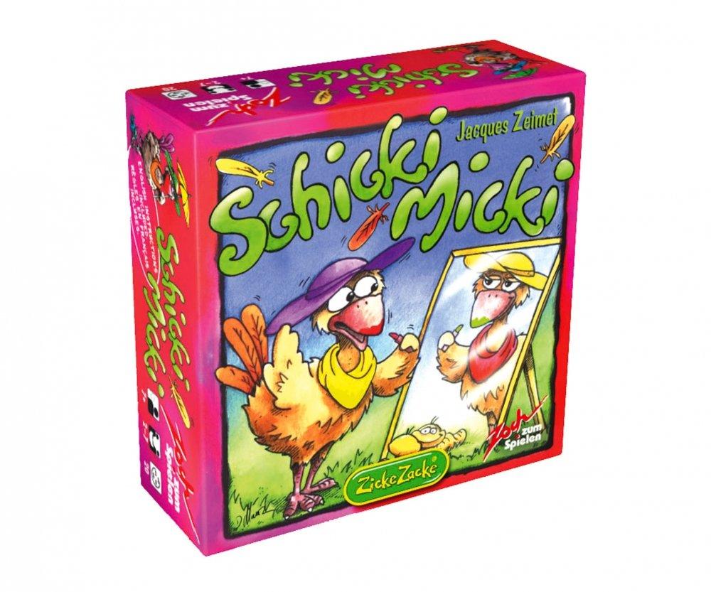 Zoch Verlag 23500 - Schicki Micki