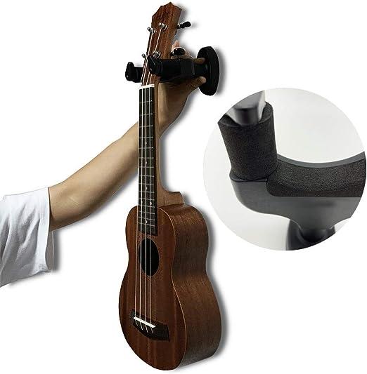 ZPADJTGG Soporte de Cuello para Colgador de Guitarra para Guitarra ...