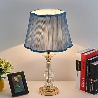 De Cristal Led Lampe En Réglable Chevet Veilleuse Lumières rxdBCoeW