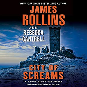 City of Screams Audiobook