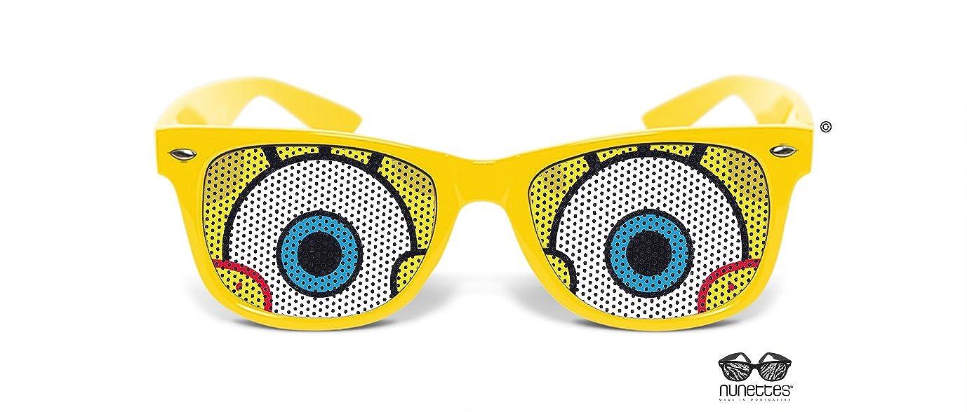 Nunettes Spongebob Classic - Yellow  Amazon.co.uk  Clothing 6227772322b3