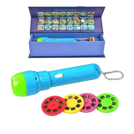 Proyector de Historia de sueño para niños con Pilas de botón ...