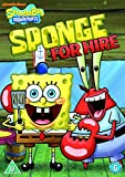 Spongebob Squarepants: Sponge For Hire [DVD]
