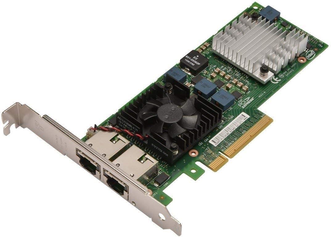 DELL INTEL X520-T2 PCI-E NETWORK CARD
