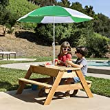 Best Choice Products Kids 3-in-1 Outdoor