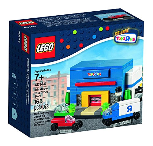 Lego  2015 Bricktober  Exclusive Toys R Us Store  4 4  40144