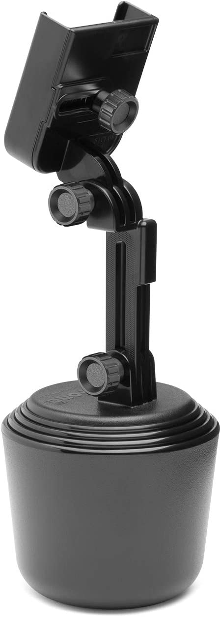 Amazon Com Weathertech Cupfone With Extension Cell Phone Holder For Car Phone Mount Universal Cup Holder Fit