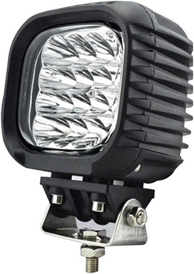 Annisking 4x48w Spot Beam 30 Degree LED Work Light Fog Light Jeep SUV ATV Off-road Truck