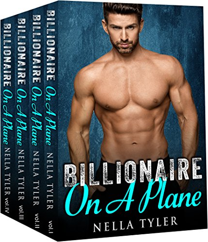 Billionaire on a Plane Complete Series Box Set (An Alpha Billionaire Romance Love Story) cover