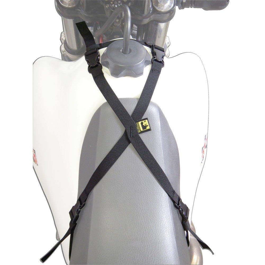 Wolfman Luggage M113 - X Strap - Small