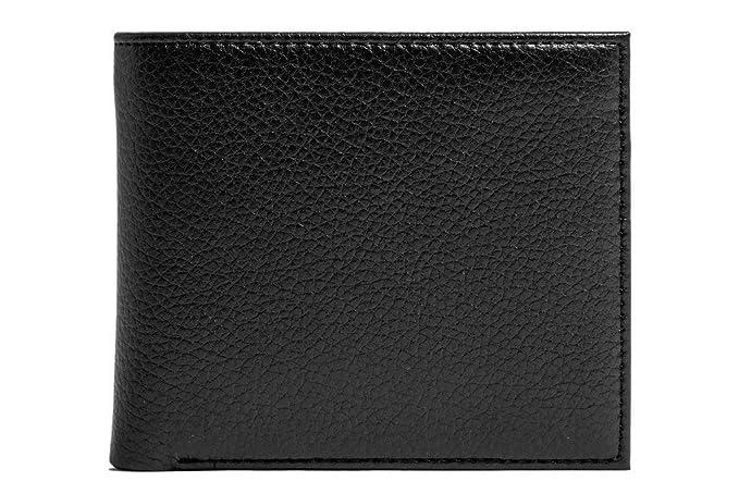 Amazon.com: Doshi - Cartera con bolsillo para monedas, piel ...