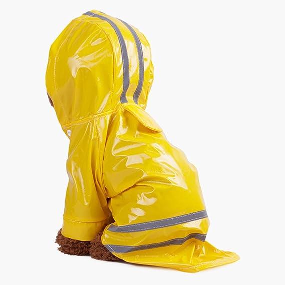 vendita calda imballaggio forte all'ingrosso online UEETEK Impermeabile Cane Giubbotto Gilet Catarifrangente Cane ...