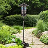 DynaTrap DT1260-TUN Insect and Mosquito Trap Pole