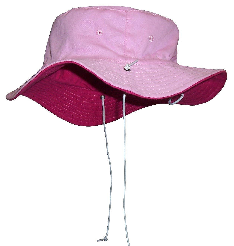 NIce Caps - Sombrero de Sarga de Algodón Reversible y Ajustable ...