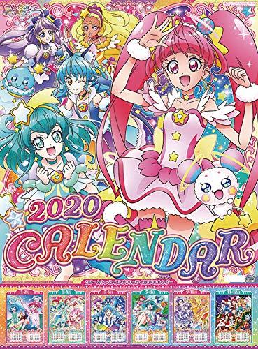 スター☆トゥインクルプリキュア 2020カレンダー エンスカイCL,010
