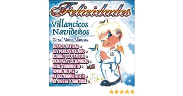 Villancicos Navideños - Felicidades - Coral Voces Blancas de Coral Voces Blancas en Amazon Music - Amazon.es