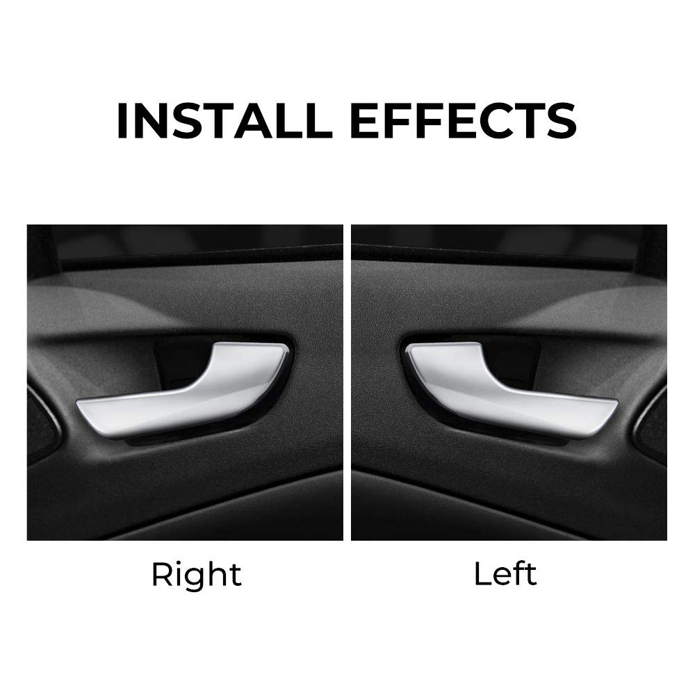 OBCWSG Internal Handle Left Right Side Car Interior Front Door Handle,For Alfa Romeo Giulietta