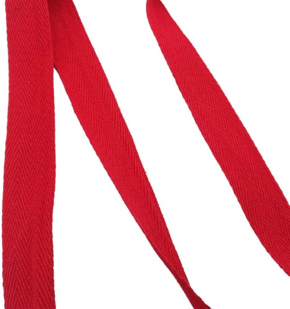 Geschenkverpackungen Aissy Baumwollband 1,27 cm Baumwoll-Wimpelband K/öperband Schr/ägband Fischgr/ätenrolle Band zum N/ähen 45,7 m orange Schneidern Basteln