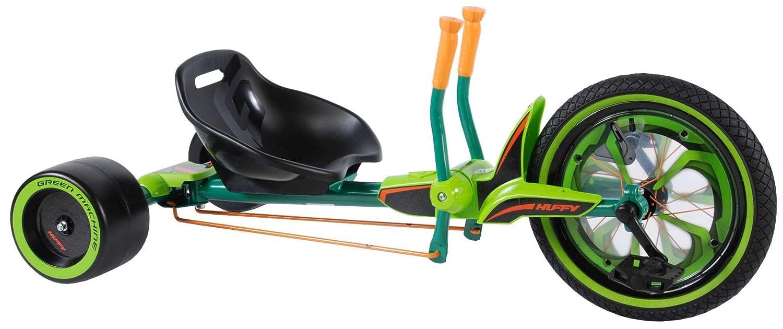 Huffy Green Machine 16 Pulgadas Drift Go Kart Trike Triciclo a Partir de 5 a 8 Años Drifter Drift RUTSCHER Kart de los Estados Unidos: Amazon.es: Deportes y ...
