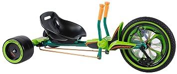 Huffy Green Machine 16 Pulgadas Drift Go Kart Trike Triciclo a Partir de 5 a 8