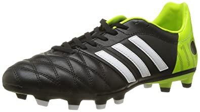 buy online 73272 1636a adidas 11Nova Trx Fg, Chaussures de football homme - Noir (Noir1Blanc