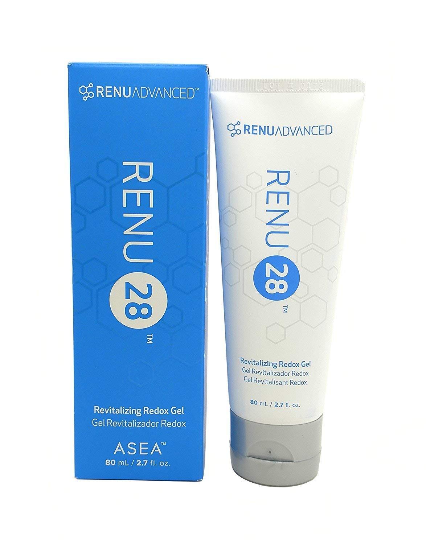 ASEA RENU 28 Redox Skin Care Gel 3 fl oz