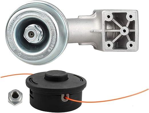 Amazon.com: Gear Box - Cabezal de caja para cortadora Stihl ...