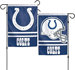 NFL Indianapolis Colts Garden Flag