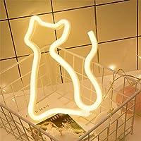 Ulalaza LED Neon Licht Teken Maan Ster Hart Nachtlampje voor Kids Slaapkamer Muur Art Romantische Kerstverjaardagscadeau