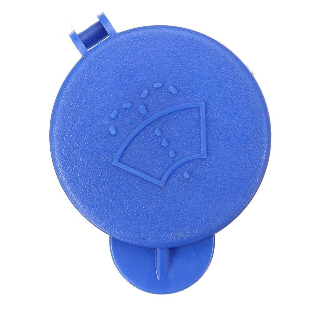 Limpiaparabrisas Limpiador de Botellas Compatible para Ford Fiesta MK6 2001-2008 1488251 2S61 17632AD Azul Practico: Amazon.es: Coche y moto