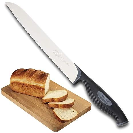 Cuchillo De Pan Serrado De Cocina Profesional De Sabatier ...