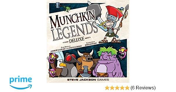 New/sealed Munchkin 4 Need For Steed Steve Jackson