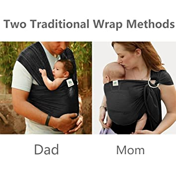 Amazon Com Summer Baby Sling Water Baby Body Wrap Carrier For Mom