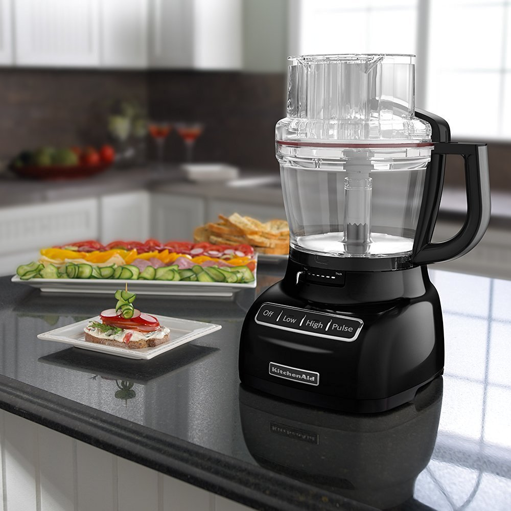 KitchenAid 13-Cup Food Processor with Exact Slice System by KitchenAid (Image #2)