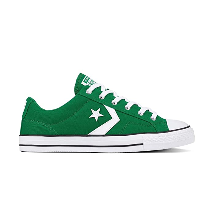 Converse Star Player Low Top Unisex Erwachsene Grün