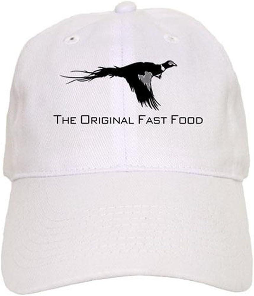 CafePress Fast Food - Pheasant Cap Baseball Cap