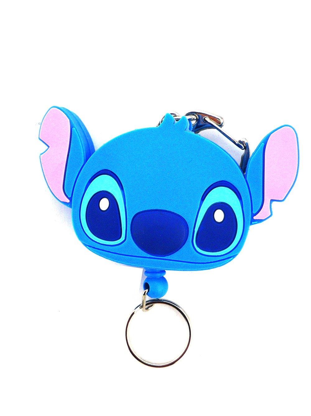 Disney Stitch Zipper Pull Keychain - Llavero con cierre de ...