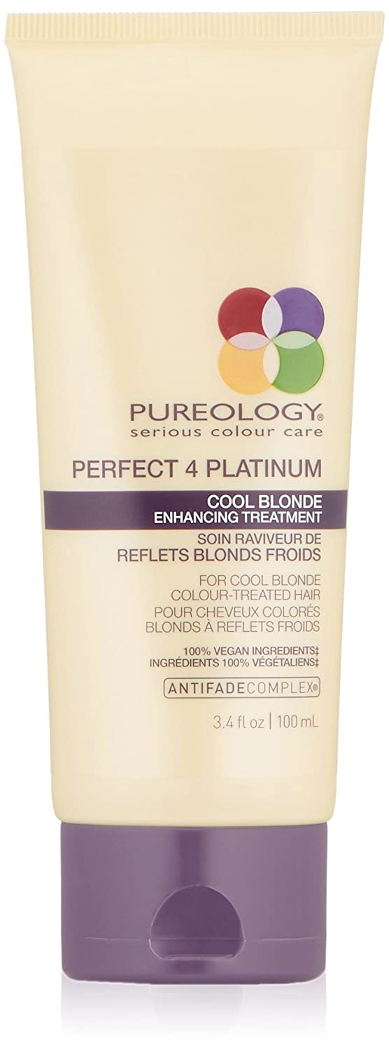 Pureology Perfect 4 Platinum Cool Enhancing Treatment - Retail Size - 100ml 884486139078