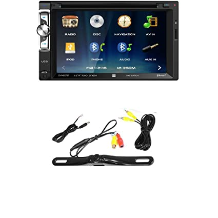 Auto Parts & Accessories NEW In-Car Technology, GPS & Security Devices Dual DVN927BT Double DIN Bluetooth In-Dash Navigation Car Stereo Receiver