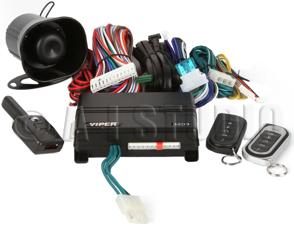 61lxXweuexL._SL1000_ amazon com dei 3203v viper super code 2 way responder le car viper 3203 wiring diagram at highcare.asia