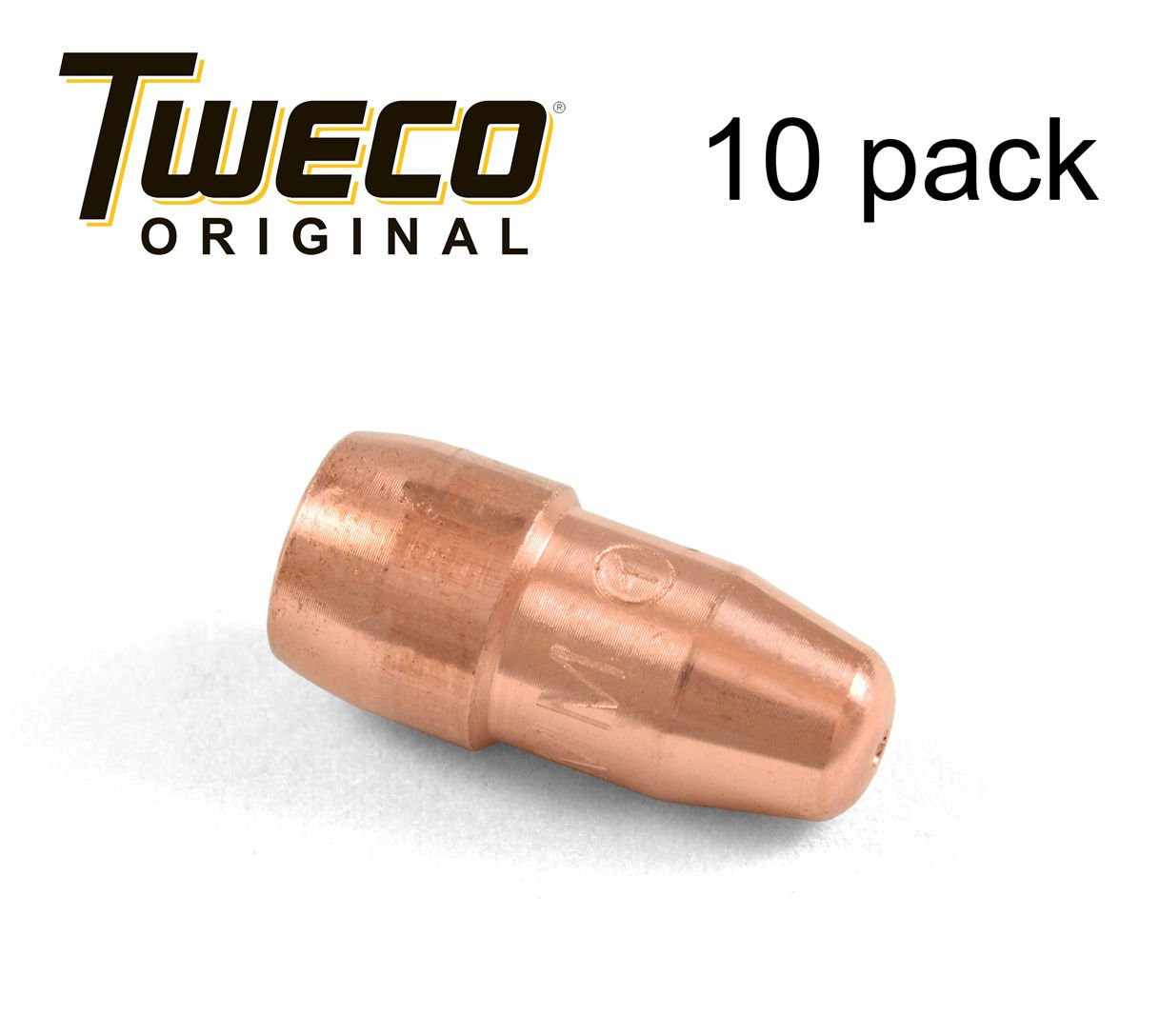 Tweco VTS35 Velocity Light Duty MIG Welding Contact Tip, 0.035' Wire Size, Standard 0.035 Wire Size Victor Technologies International