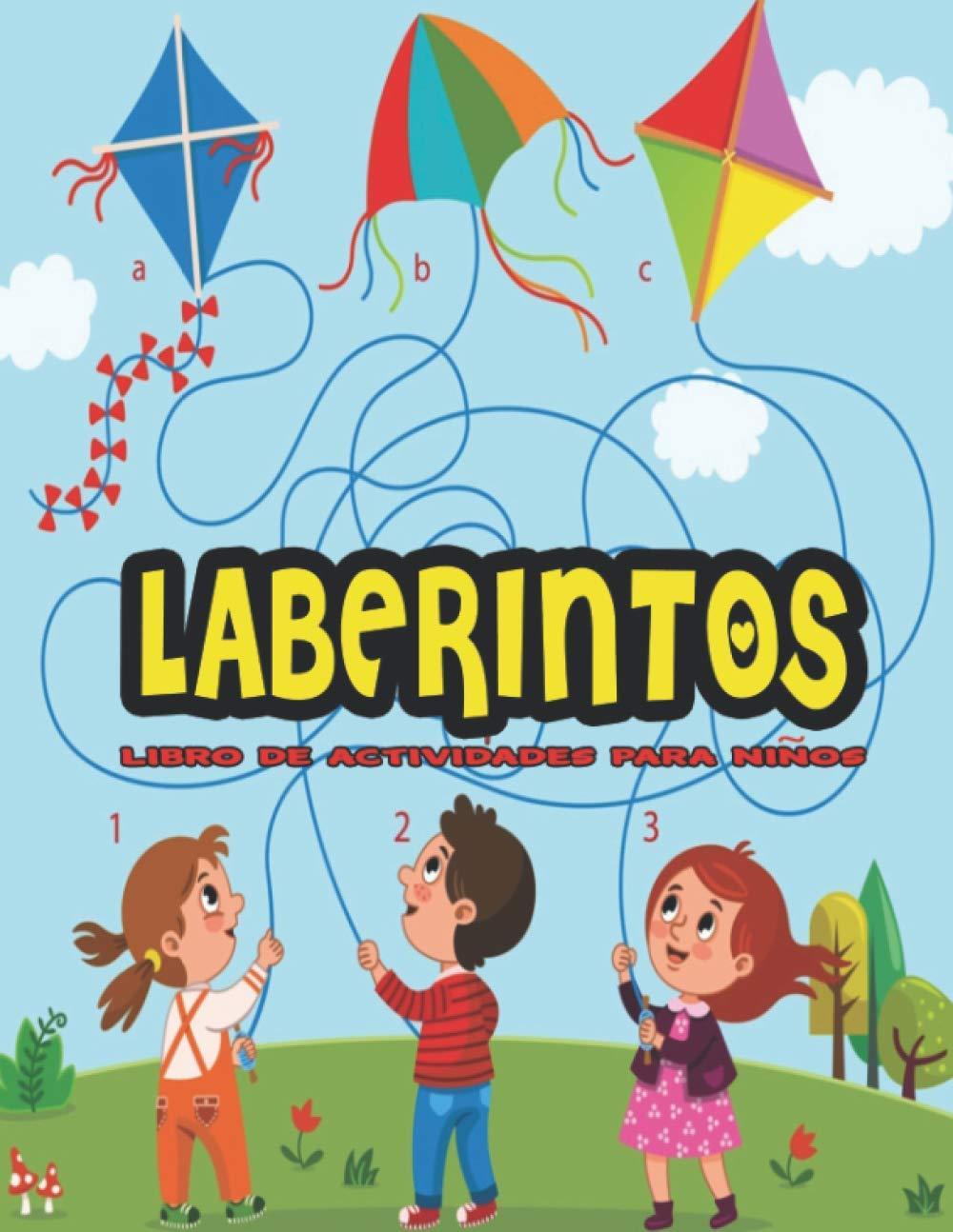Laberintos: Libro de actividades Posible-imposible laberintos para niños Busca y encuentra +95 laberintos