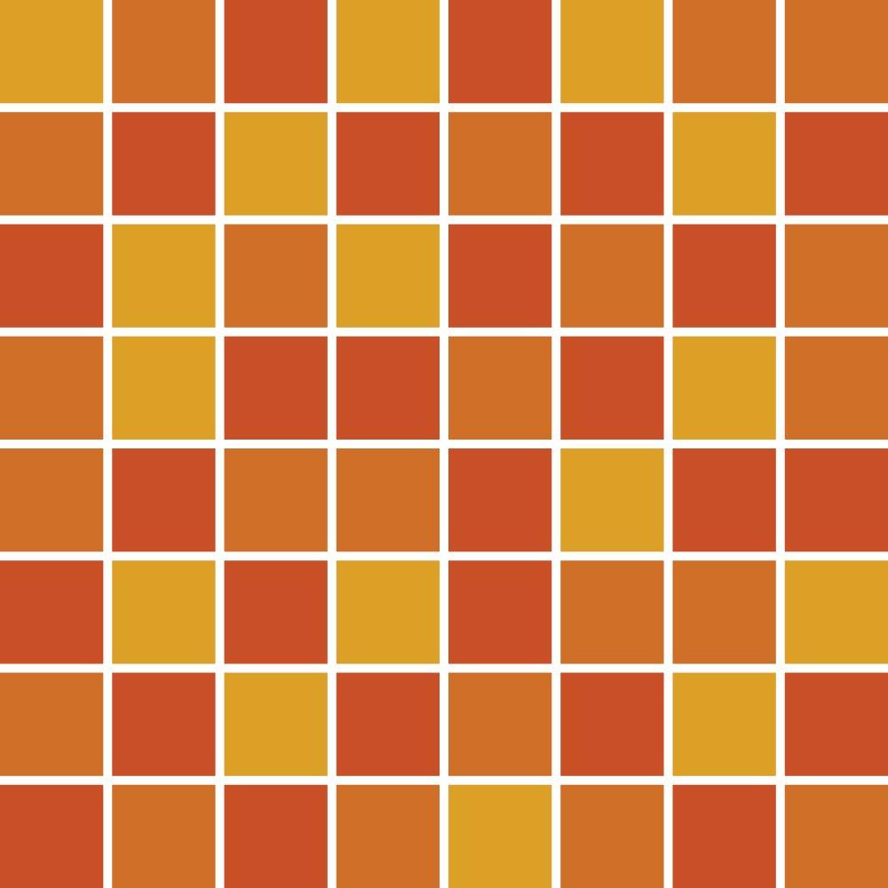 PrintYourHome Fliesenaufkleber für Küche und Bad Bad Bad   Mosaik Sinfonie glänzend   Fliesenfolie für 20x25cm Fliesen   42 Stück   Klebefliesen günstig in 1A Qualität B071FBGDRD Fliesenaufkleber 580a07