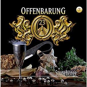 Stonehenge (Offenbarung 23, 7) Hörspiel