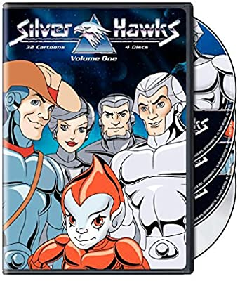 silverhawks complete series download