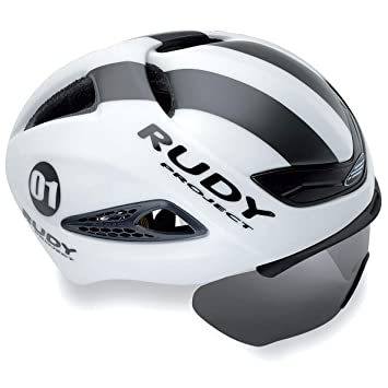 Casco Rudy Project Boost1 Flip Up Blanco-Gris 2017: Amazon.es ...